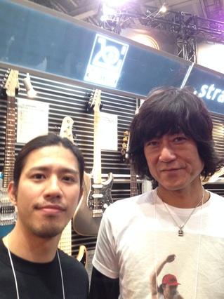 楽器フェア2014コータロー.JPGのサムネイル画像