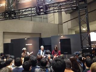 楽器フェア2014セッション2.JPGのサムネイル画像