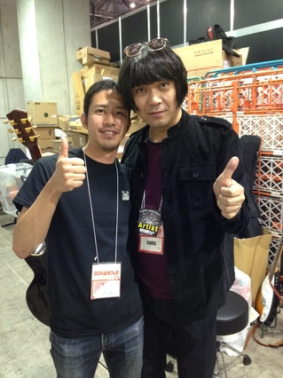 楽器フェア2014リーダー.JPGのサムネイル画像